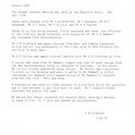 Oxford Downs CC - 1928 AGM Minutes
