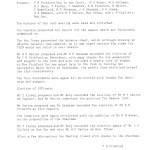 Oxford Downs CC - 1930 AGM Minutes