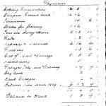 Oxford Downs CC - 1931 Balance Sheet (1)
