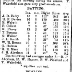 Oxford Downs CC - 1934 Averages