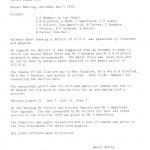 Oxford Downs Cc - 1939 AGM Minutes
