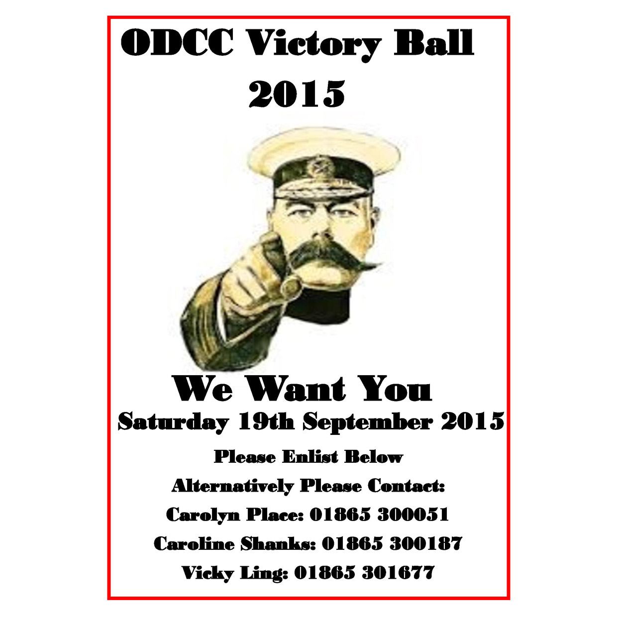 ODCC Victory Ball 2015