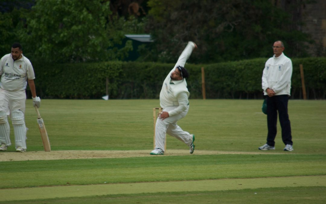 10.06.2017 Match Report ODCC 1XI v Horspath 2XI
